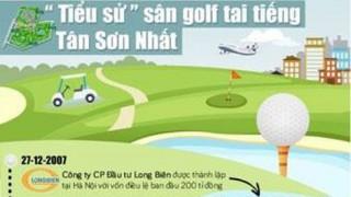 Sân golf tai tiếng Tân Sơn Nhất hình thành như thế nào?