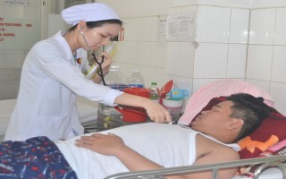 Số ca sốt xuất huyết tăng mạnh