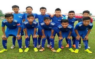 U13 Tây Ninh lần đầu trở lại