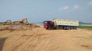 Truy thu thuế VAT của doanh nghiệp khai thác cát trong hồ Dầu Tiếng