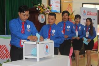 Đại hội đại biểu Đoàn TNCS Hồ Chí Minh huyện Hòa Thành: Nâng cao năng lực, vị thế các cơ sở Đoàn