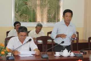 Hoà Thành: Sơ kết công tác Dân vận 6 tháng đầu năm