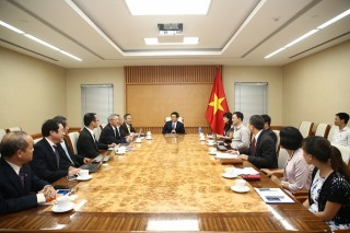 Tăng cường kết nối các nhà khoa học Việt Nam ở nước ngoài