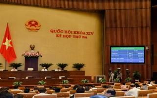Quốc hội thảo luận Dự án Luật quản lý nợ công (sửa đổi) và Luật tố cáo (sửa đổi)