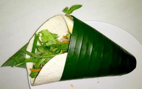 Món cao lầu của đầu bếp Pháp vô địch lễ hội ẩm thực Hội An