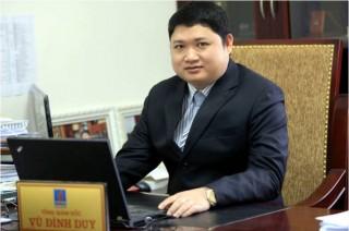 Khởi tố, bắt tạm giam nguyên tổng giám đốc PVtex Vũ Đình Duy