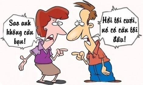 Vợ nóng mặt khi chồng trả thù bạn thân