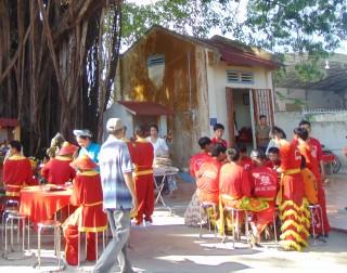 Văn hoá xưa trên địa bàn phường 1