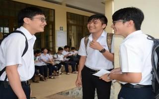 Kỳ thi tốt nghiệp THPT Quốc gia: Một thí sinh bị đình chỉ trong môn thi đầu tiên