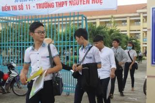 Kết thúc kỳ thi THPT quốc gia năm 2017