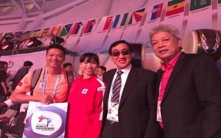 Kim Tuyền giúp taekwondo VN giành HCB thế giới lịch sử