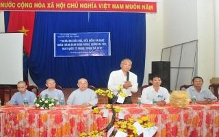 Trung tâm GDLĐXH: Tổ chức hoạt động hưởng ứng Tháng hành động phòng, chống ma tuý