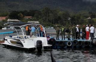 Colombia tìm kiếm người mất tích trong vụ chìm tàu du lịch
