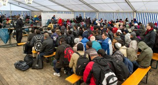 Gia đình Ukraine giả làm người tị nạn Syria để nhận quy chế tị nạn tại Đức