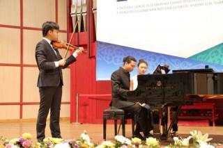Thí sinh Việt Nam đoạt giải đặc biệt tại cuộc thi Tchaikovsky