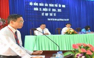 HĐND thành phố: Tiến hành phiên chất vấn tại kỳ họp thứ 4