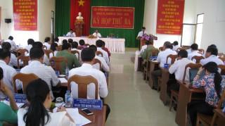 HĐND huyện Tân Biên: Khai mạc kỳ họp lần thứ 3, khoá XI