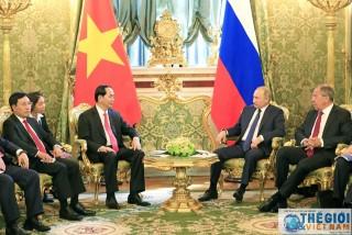 Việt Nam là đối tác ưu tiên của Nga ở khu vực châu Á - Thái Bình Dương