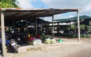 Kêu gọi đầu tư chợ đầu mối nông sản