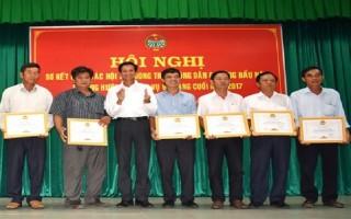 Hội Nông dân tỉnh: Tập trung xây dựng các mô hình liên kết hợp tác giữa nông dân- doanh nghiệp