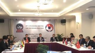 AFF kiến nghị việc bốc thăm môn bóng đá ở SEA Games 29 lên AFC