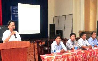 Khai giảng lớp dạy nghề cho học viên Trung tâm Giáo dục - Lao động xã hội Tây Ninh