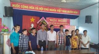 Châu Thành: Ra mắt HTX chăn nuôi gà an toàn sinh học