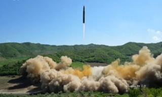 Mỹ xem xét gửi thêm quân để đáp trả vụ phóng tên lửa của Triều Tiên