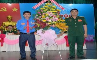 Đại hội đại biểu lần thứ IV Đoàn TNCS Hồ Chí Minh lực lượng vũ trang tỉnh Tây Ninh