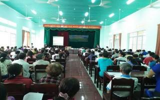 """Hội Nông dân xã Phước Ninh: Tổ chức Hội thảo """"Cánh đồng lớn"""""""