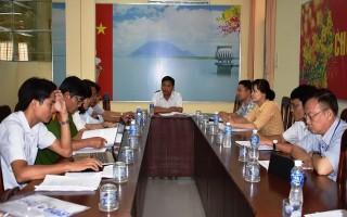 Huyện Dương Minh Châu: Sơ kết 6 tháng công tác phòng chống buôn lậu