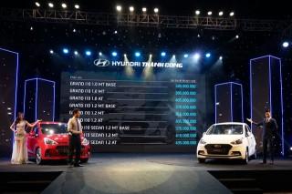 Hyundai Grand i10 2017 giá 340 triệu chính thức ra mắt tại Việt Nam