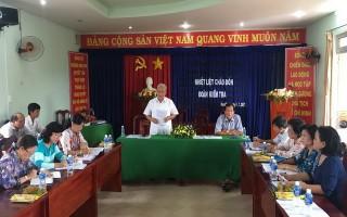 Kiểm tra công tác xây dựng xã hội học tập của thành phố Tây Ninh