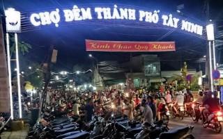 Chợ dọc đường