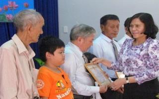 Liên hoan gia đình văn hóa tiêu biểu huyện Gò Dầu