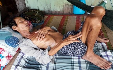 Đôi vợ chồng lâm cảnh ngặt nghèo