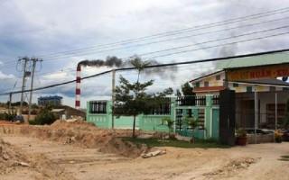 EVN Genco 3 xin đổ 2,4 triệu m3 'vật chất' xuống biển Vĩnh Tân