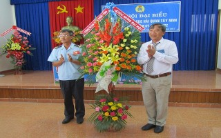 Đại hội Công đoàn cơ sở Cục Hải quan Tây Ninh