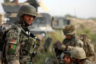 Quân đội Afghanistan vô hiệu hoá 24 quả mìn trong 24 giờ