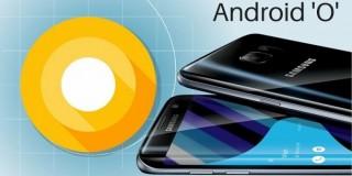 Tổng hợp những mẫu điện thoại của Samsung được nâng cấp lên Android 8.0