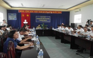 Bộ Tư pháp: Sơ kết công tác tư pháp 6 tháng đầu năm 2017