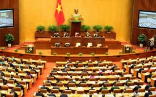 Quốc hội dự kiến họp 23 ngày, giữ nguyên 3 ngày chất vấn
