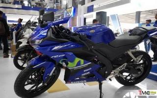 Yamaha R15 3.0 ra mắt phiên bản Movistar hoàn toàn mới