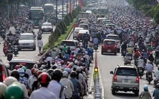 Nửa đầu năm 2017, Người Việt Nam mua xe máy nhiều gấp 19 lần ôtô