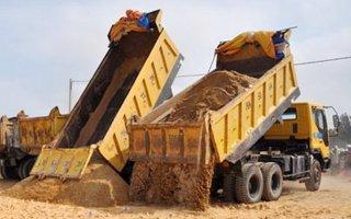 """Giá cát bao giờ mới """"hạ nhiệt"""" ?"""
