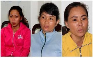 CA Tây Ninh: Bắt giữ 3 đối tượng buôn bán phụ nữ qua Trung Quốc