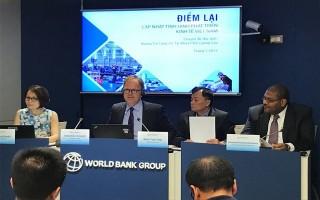 Ngân hàng Thế giới dự báo Việt Nam tăng trưởng 6,3%