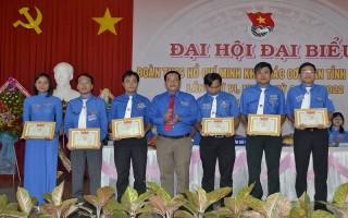 Đại hội đại biểu Đoàn TNCS Hồ Chí Minh Khối các cơ quan tỉnh lần thứ VI