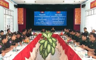 Châu Thành: Sơ kết hoạt động hợp tác 6 tháng đầu năm với các huyện giáp biên