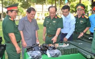 Bộ CHQS Tây Ninh: Triển khai nhiệm vụ 6 tháng cuối năm 2017
